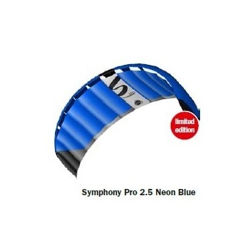 HQ SYMPHONY PRO 2.5 niebieski neon