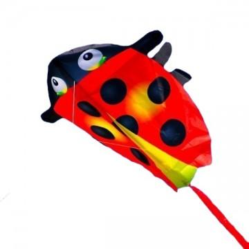 X-Kites Mini Nylon Kites Ladybug