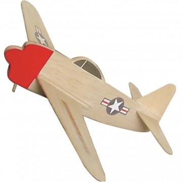 Samolot Thunderbolt P-47