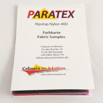 PARATEX 40D Nylon, Fabric Samples