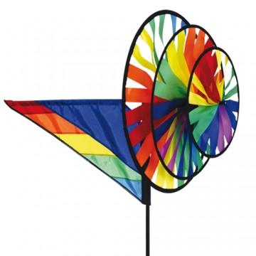 Triple Spinner RAINBOW