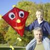 latawiec-happy-eddy-red