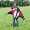 latawiec-power-hawk-red-black