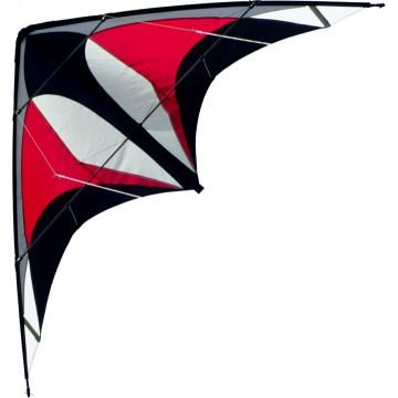 POWER HAWK Red Black