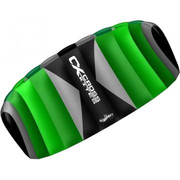 Cross Kites Boarder 2.1 Green