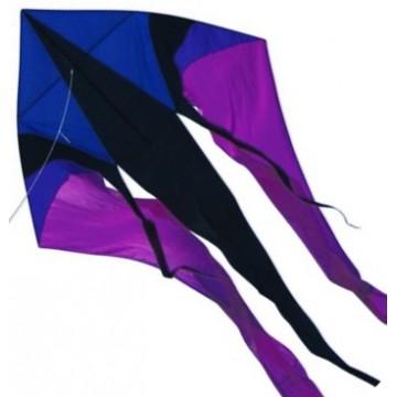 F-Tail XXL purple/blue