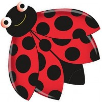 SkyBugz Ladybug