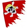 latawiec-delta-jolly-roger-red