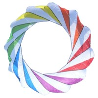F-stop White Rainbow