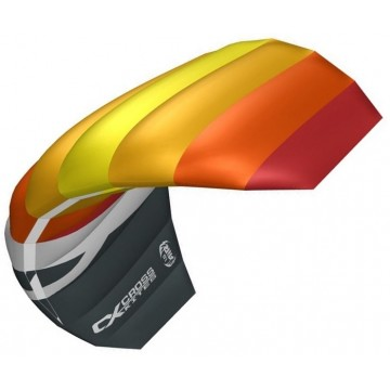 Cross Kites Air V2 2.5 Red-Yellow