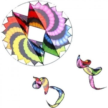 X-Kites 3D Circle Wing Dragon