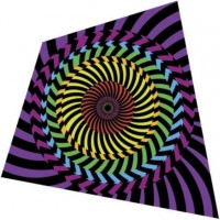 Latawiec ColorMax Hypno X-Kites